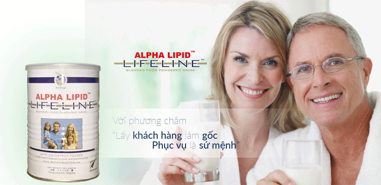 Cộng tác viên bán hàng Sữa non Alpha Lipid