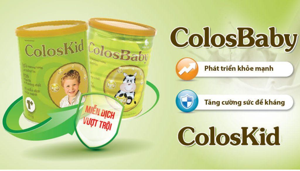 sữa non colosbaby