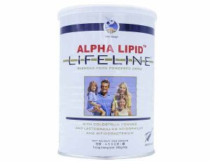 sữa kháng thể Alpha Lipid từ New Zealand