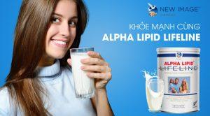 uống Sữa non Alpha Lipid có làm tăng cân hay giảm cân không