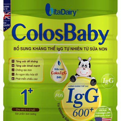 hình ảnh Sữa non Colosbaby 1+ loại 800g