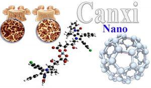 Công dụng của canxi nano