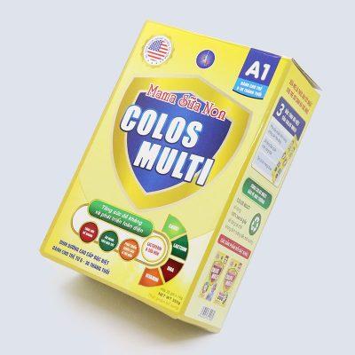 mama sữa non Colos Multi A1 cho bé từ 6 tháng đến 3 tuổi
