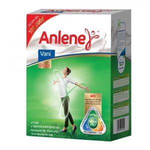Sữa anlene giúp bổ sung canxi cho người già hiệu quả