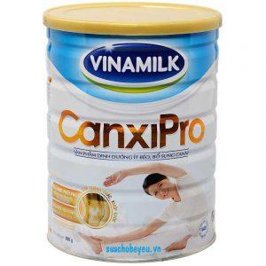 Sữa bổ sung canxi cho người già giúp xương chắc khỏe