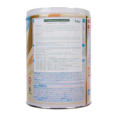 thành phần Sữa Meiji số 0 dạng bột cho bé từ 0 - 1 tuổi