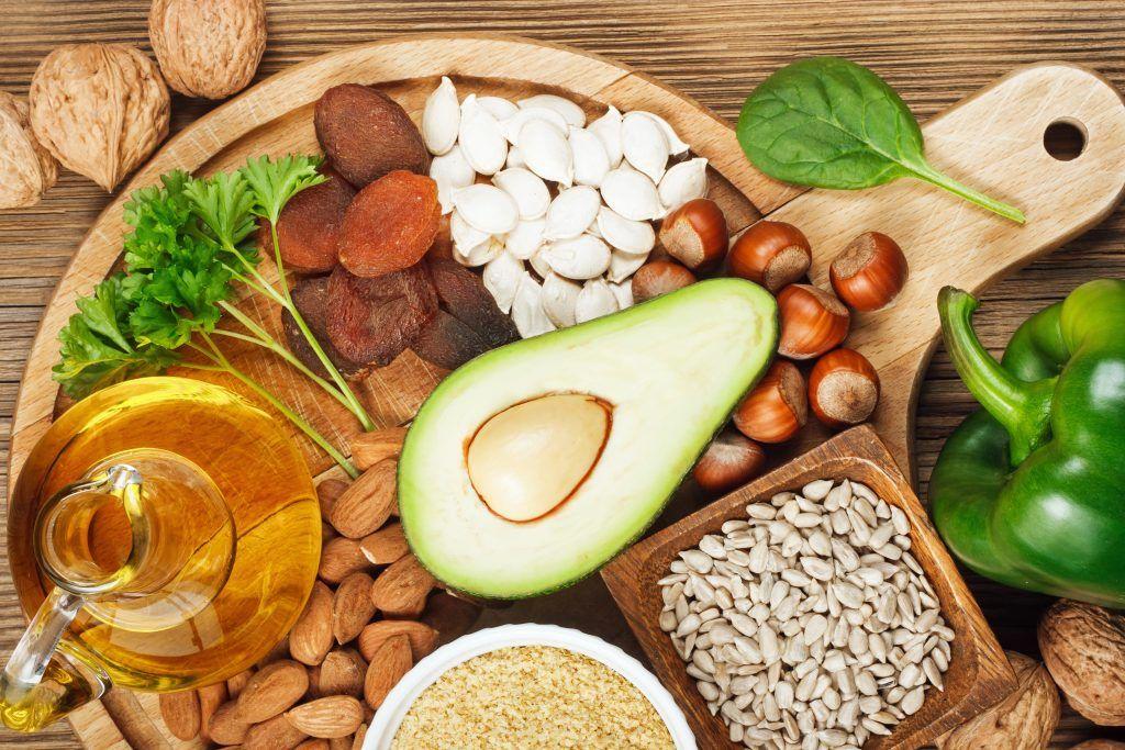 Ăn gì để bổ sung vitamin E cho cơ thể?
