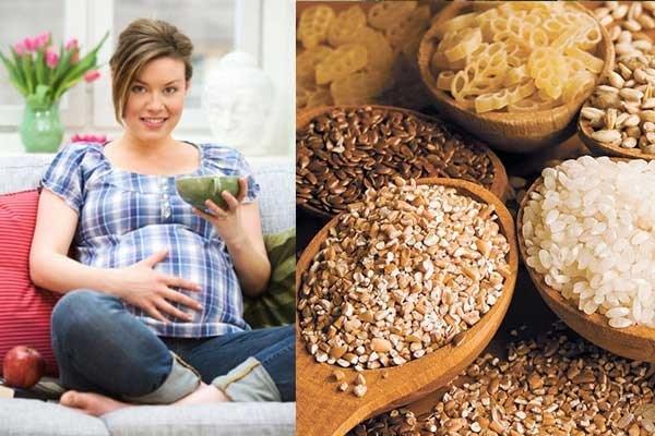 Cách làm bột ngũ cốc cho bà bầu - Mẹ uống con khỏe mạnh