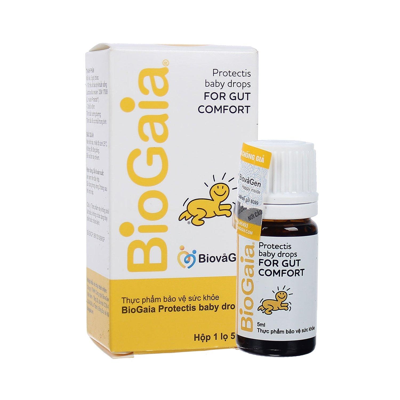 Giới thiệu men vi sinh biogaia