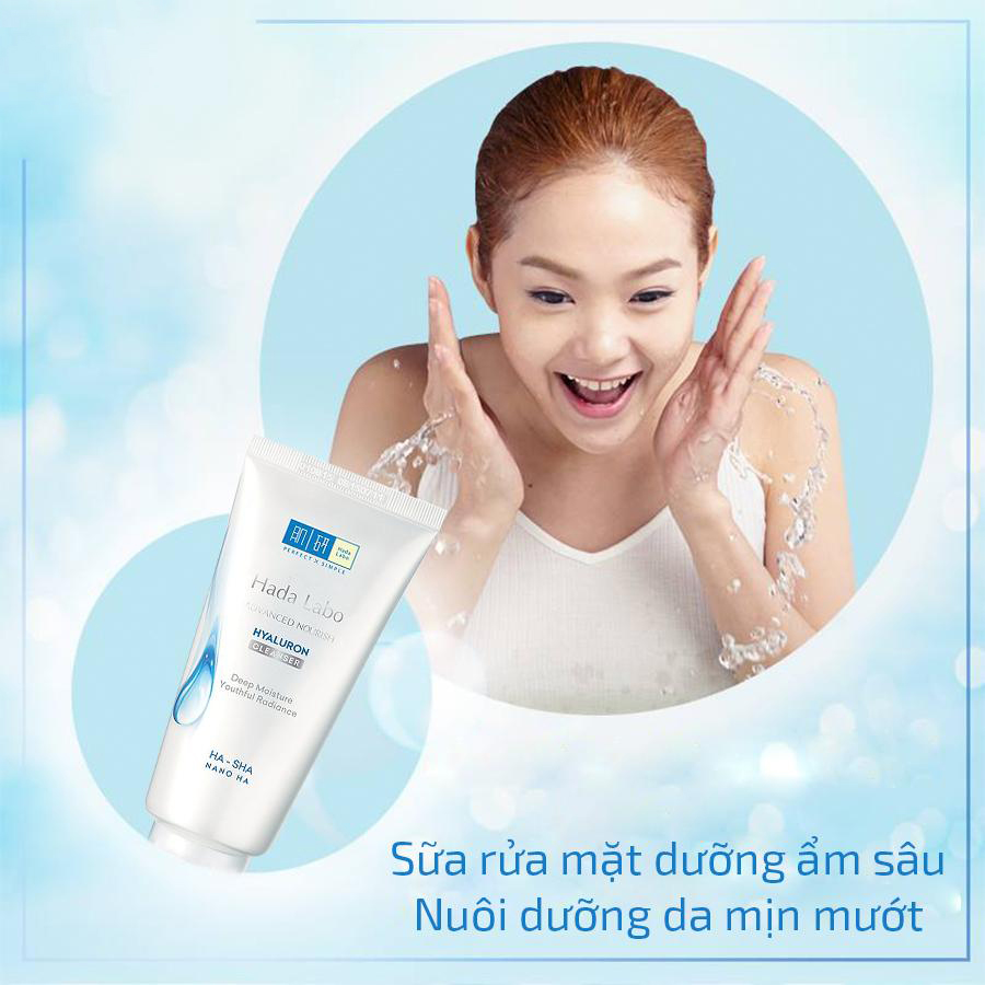 Giới thiệu thương hiệu sữa rửa mặt hada labo