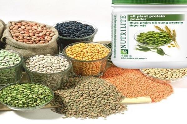 sản phẩm sữa Nutrilite Protein
