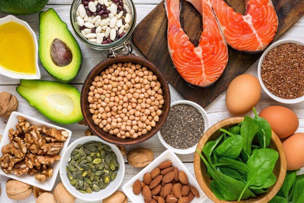 Làm sao để bổ sung omega 369?