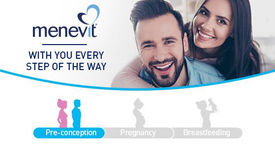 Menevit thành phần giúp cải thiện sức khỏe tinh trùng.