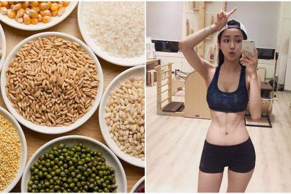 Ngũ cốc giúp giảm cân