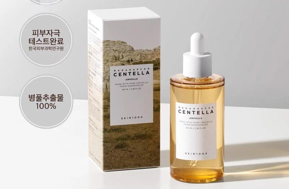 Review serum centella Skin1004