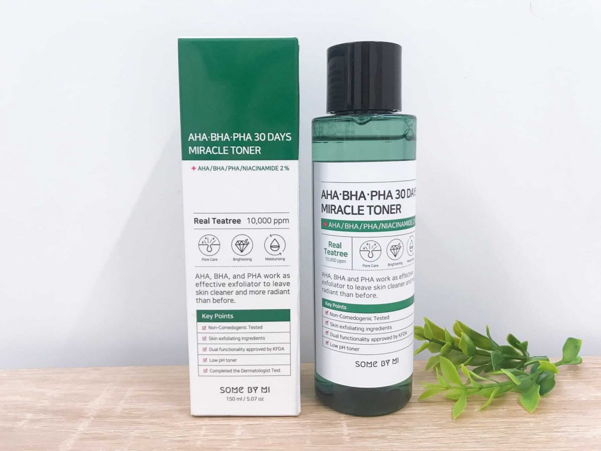 REVIEW] Toner Some By Mi AHA BHA PHA 30 Days Miracle
