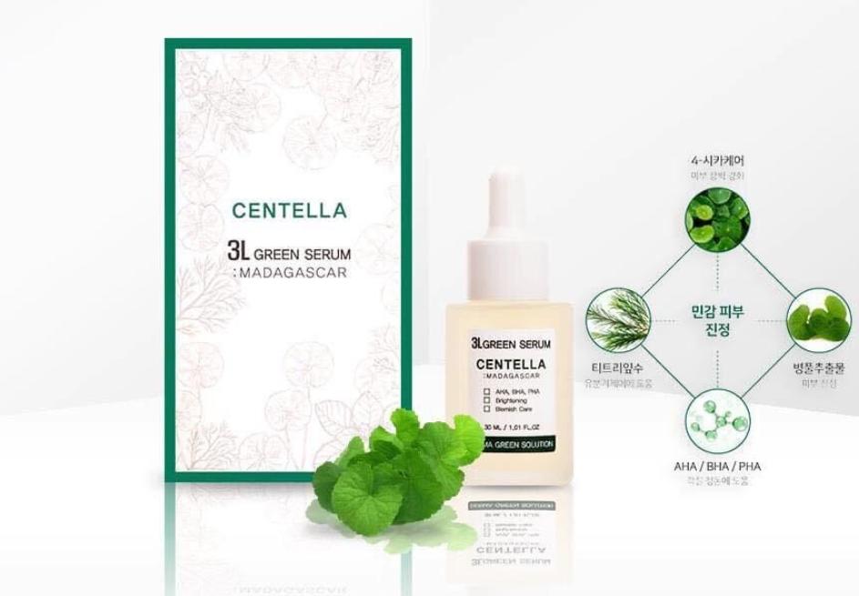 So sánh serum centella Skin1004 và 3L