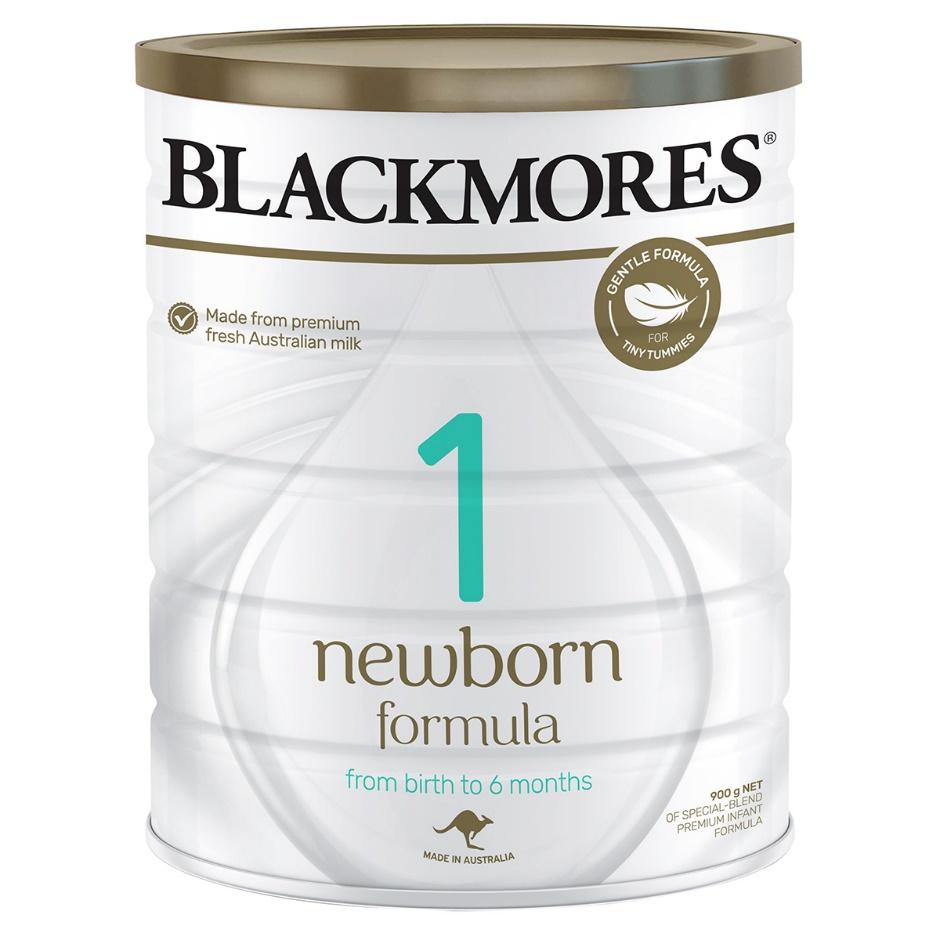 Sữa blackmore của nước nào?