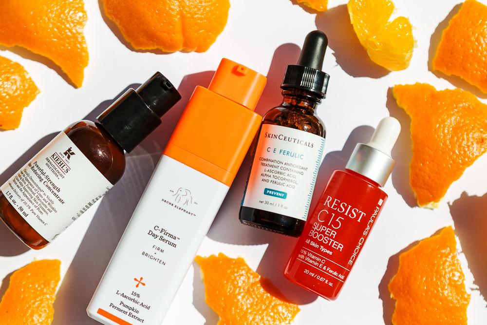 Tác dụng của vitamin C với các vấn đề về da