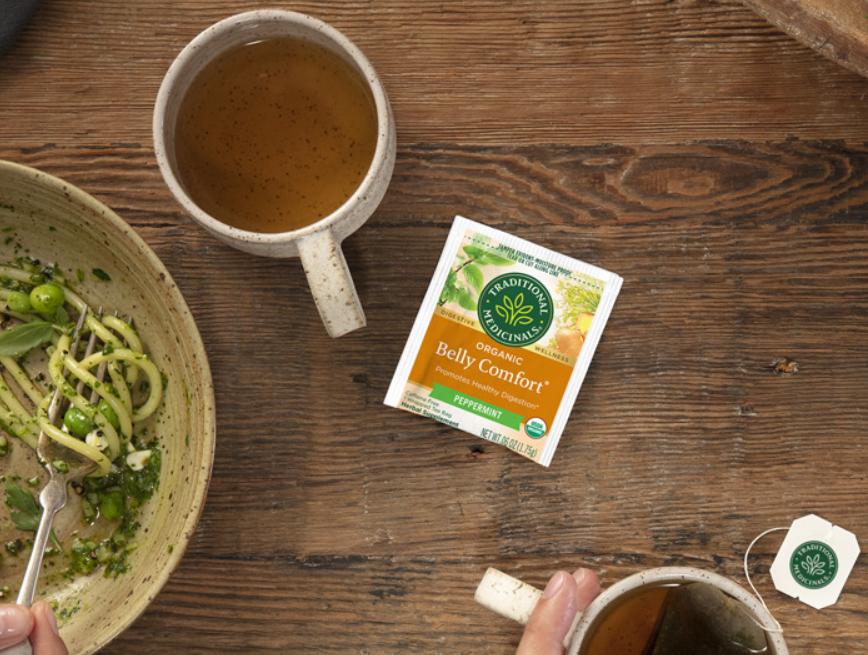 Trà thải độc ruột Nature's Tea