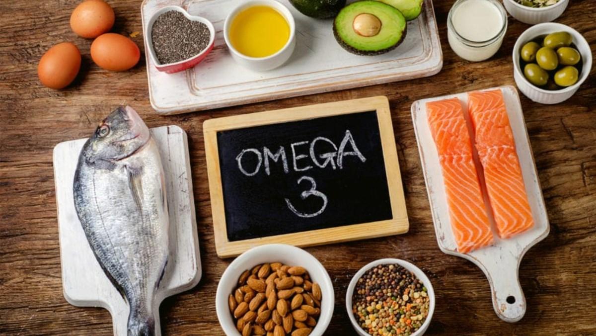Vai trò của omega 3 trong omega 369